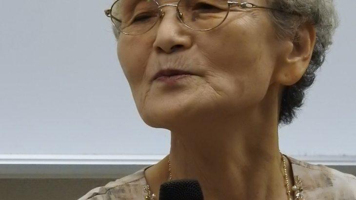 第3回 北朝鮮での結婚、そして家族に起きたこと  在日帰国者の証言 朴永淑(パク・ヨンスク)さん