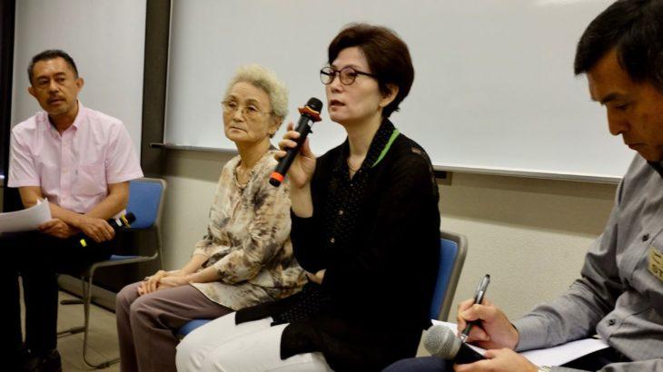 『在日帰国者は北朝鮮でどう生きたか?』会場の参加者との質疑応答 (前編)